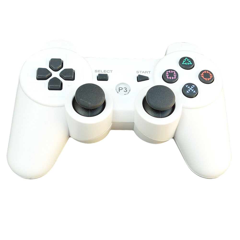 11 Colors 2.4GHz Wireless Bluetooth Game Controller For Sony Playstation 3 PS3 SIXAXIS Controle Joystick Gamepad(China (Mainland))