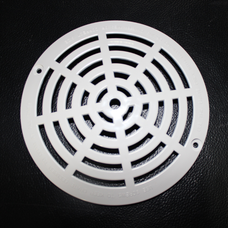 ABS Swimming Pool Pipe Fittings Main Drain Cover(China (Mainland))