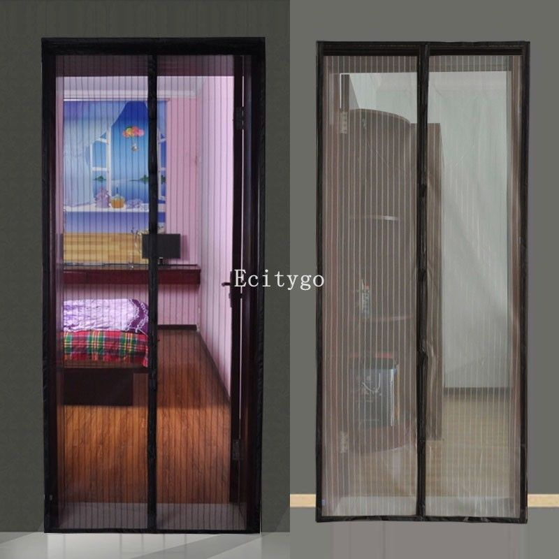 Door netting image is loading hot selling insect fly bug for Door net curtains