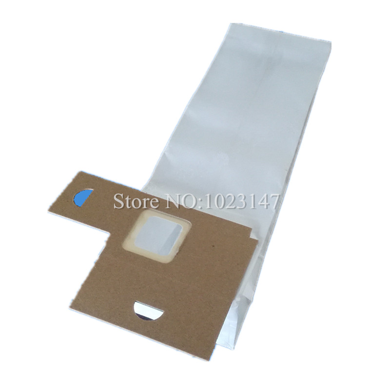 6 pieces/lot Vacuum Cleaner Filter Bags Type LS Disposable Paper Bag Replacement for Eureka Sanitaire Upright 5700 5800 61820A(China (Mainland))