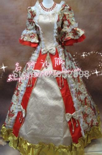 Royal Blue Lace Vintage font b Dress b font Stage font b Dress b font Cheap