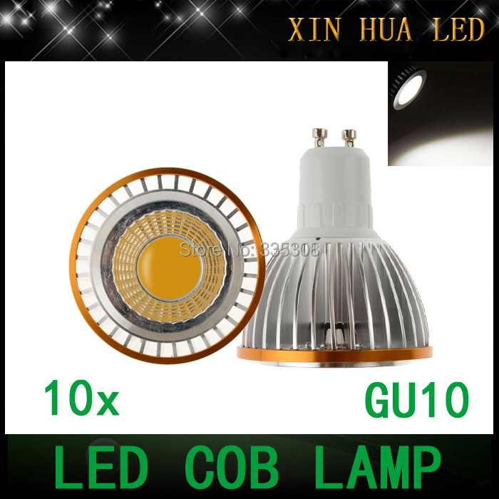 1GU10 E27 cob led lamp 9W 15w PAR20 Led Lights Bulb120 Angle AC85-265V Dimmable Spotlight light Warm/COOL white - Xin Hua Electrical LED Store store