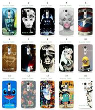 breaking bad flower colorful star wars new arrival hybrid retail 15designs white hard cover cases for LG Bello II free shipping