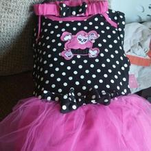 Little Baby Girl Fancy Suits Newborn Headband Diva Romper Zebra Tutu Skirts Outfits Set(China (Mainland))