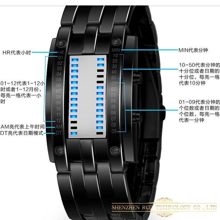 LED watch11