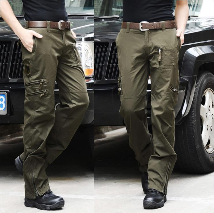 2015 new arrive men outdoor sports pants casual cotton trousers WaterProof Pants fashion Camouflage - Hard-working people store