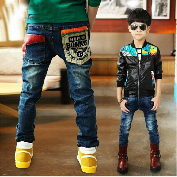 jeans lable Picture - More Detailed Picture about Sale Kids jeans ...