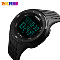 SKMEI Brand 1219 LED Digital Mens Military Watch Men Sports Watches 5ATM Swim Climbing Fashion Outdoor