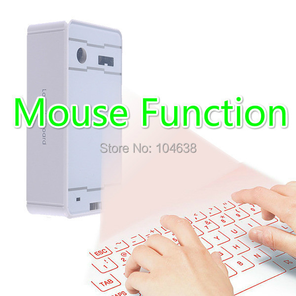 2015 New arrive Laser projection keyboard with mouse function for Iphone/ Ipad / tablet and other samrtphone(China (Mainland))