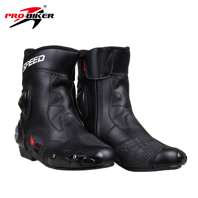 Motorcycle Road Racing Boots