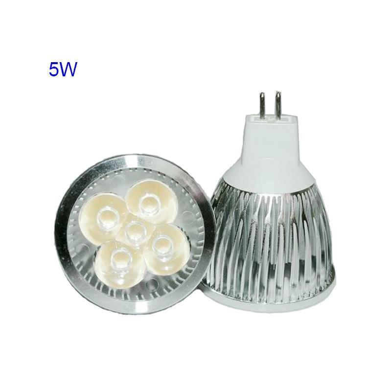 Retail 3W/4W/5W MR16 led spotlight DC12V led bulb cabinet led light lighing indoor light fixtures(China (Mainland))