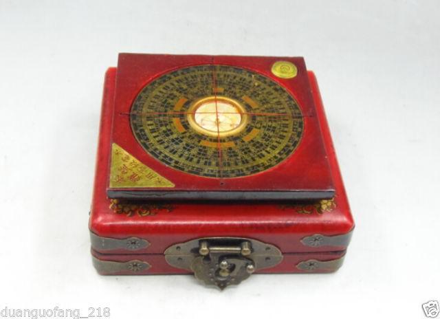 Compra feng shui luo pan compass online al por mayor de - Brujula feng shui ...