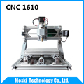 Cnc 1610 diy mini cnc engraving machine Pcb Pvc Milling Machine Wood Carving machine 3 axis