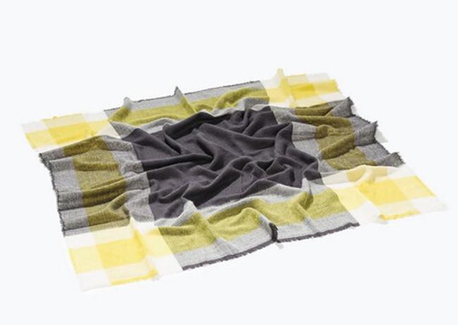 za Winter 2016 font b tartan b font Scarf Plaid Scarf Women Blanket Oversized Wrap Shawl