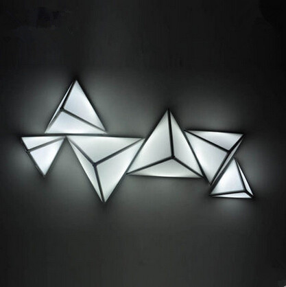 Triangle lights