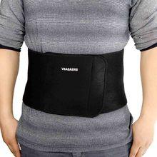 Elastic Nylon & Neoprene Belt Ajustable Waist Support Brace Fitness Gym Lumbar Back Waist Supporter Protection(China (Mainland))