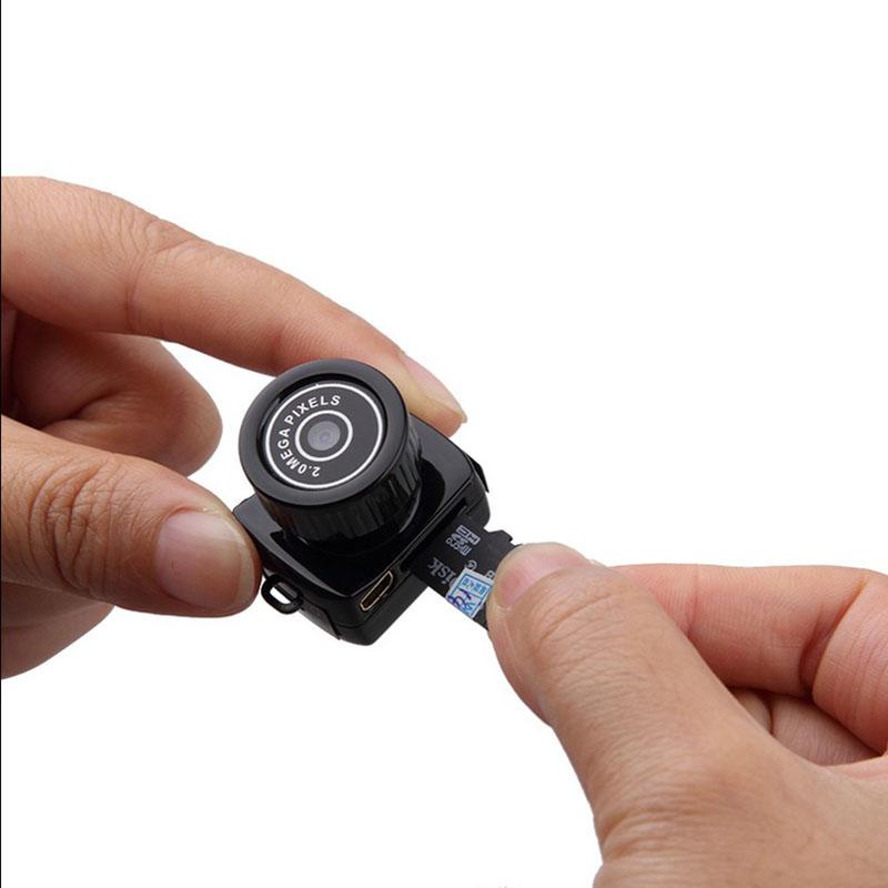 Mini Camera HD Hidden Micro Camcorder Spy Kamera Wireless Sport Camara Espia Cam Digital Secret Brand Portable DVR Action Video(China (Mainland))