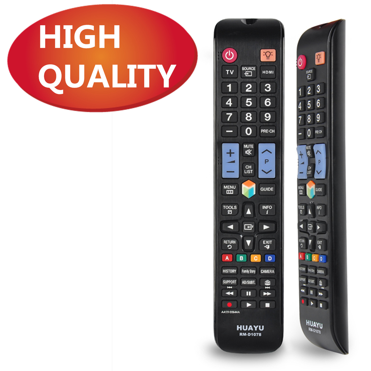 not need set 1pcs remote control universal suitable for samsung TV smart lcd led HD AA59-00581A AA59-00581 AA59-00582A and more(China (Mainland))