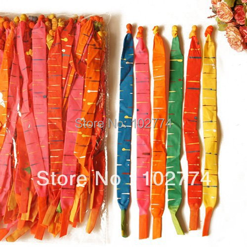 balloons  Rocket  balloons 100pc/lot balloons with muliti colour for free shipping classic toy balloon