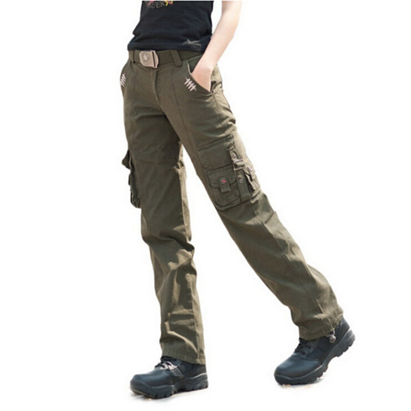 Perfect The Store Has Not Been Updated Recently You May Want To Contact The Merchant To Confirm The Availability Of The Product This Used Designed Fashion Green Brown Camouflage Women Army Military Loose Fit Cargo Pants Closure By Zipper
