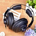 Superlux HD668B Semi open Dynamic Professional Studio Standard Monitoring Headphones HIFI For DJ Music Detachable Audio