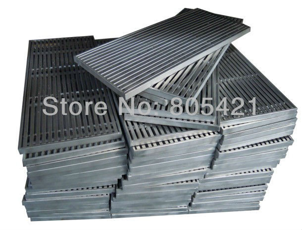 Linear Grate Trench,  grate cover