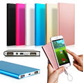 Portable Charger 10000mAh Power Bank External Battery Pack Charger Dual USB Output Powerbank Bateria Externa