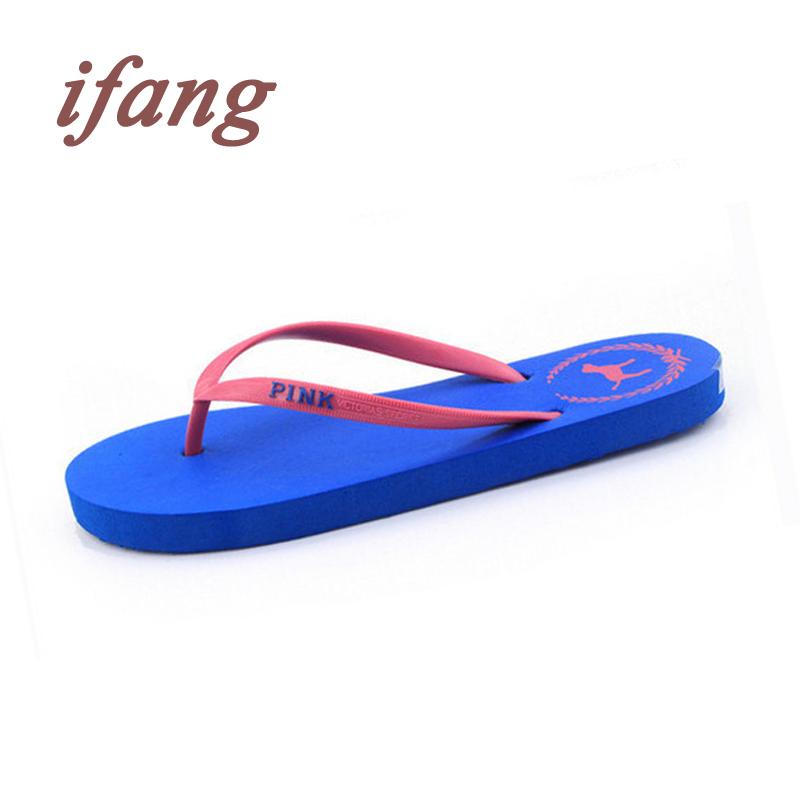 Women's Sandals 2015 Summer Beach Flip Flops Lady Slippers New Fashion Beach Casual Platform Flat Leisure Fshion Breathable(China (Mainland))