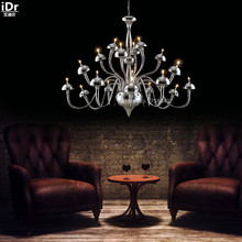 European modern fashion simple living room dining lamp bedroom lamp Art Chandeliers wwy-0488(China (Mainland))