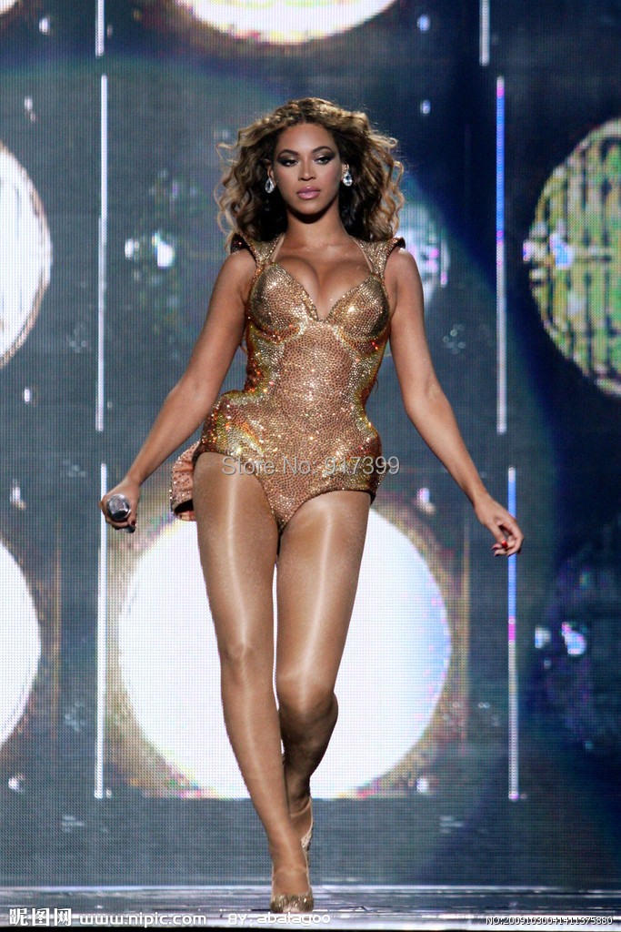 Beyonce knowles and pantyhose