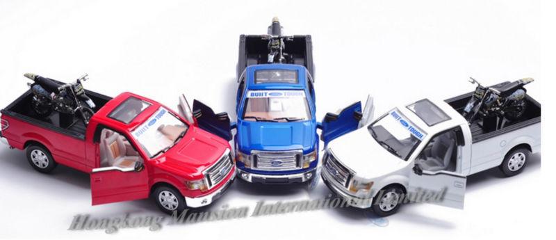 New 132 Car Model For Ford F-150 Raptor (17)
