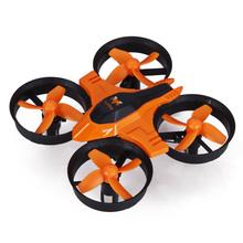 FuriBee F36 Mini UFO Quadcopter Drone 2.4G 4CH 6-Axis Headless Mode Remote Control Toys Nano RC Helicopter RTF Mode2(China)