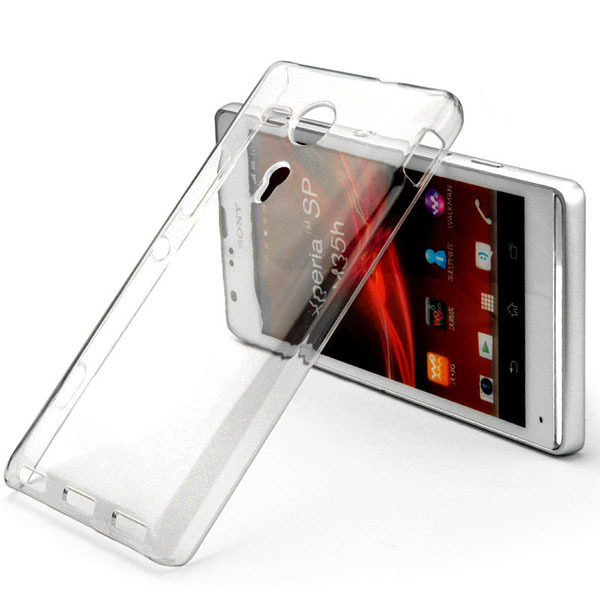 Sony Xperia SP M35h C5302 C5303 phone cases New Hard Plastic Crystal Clear Luxury Protective Cover Bella's Shop - Bella Digital Accessories store