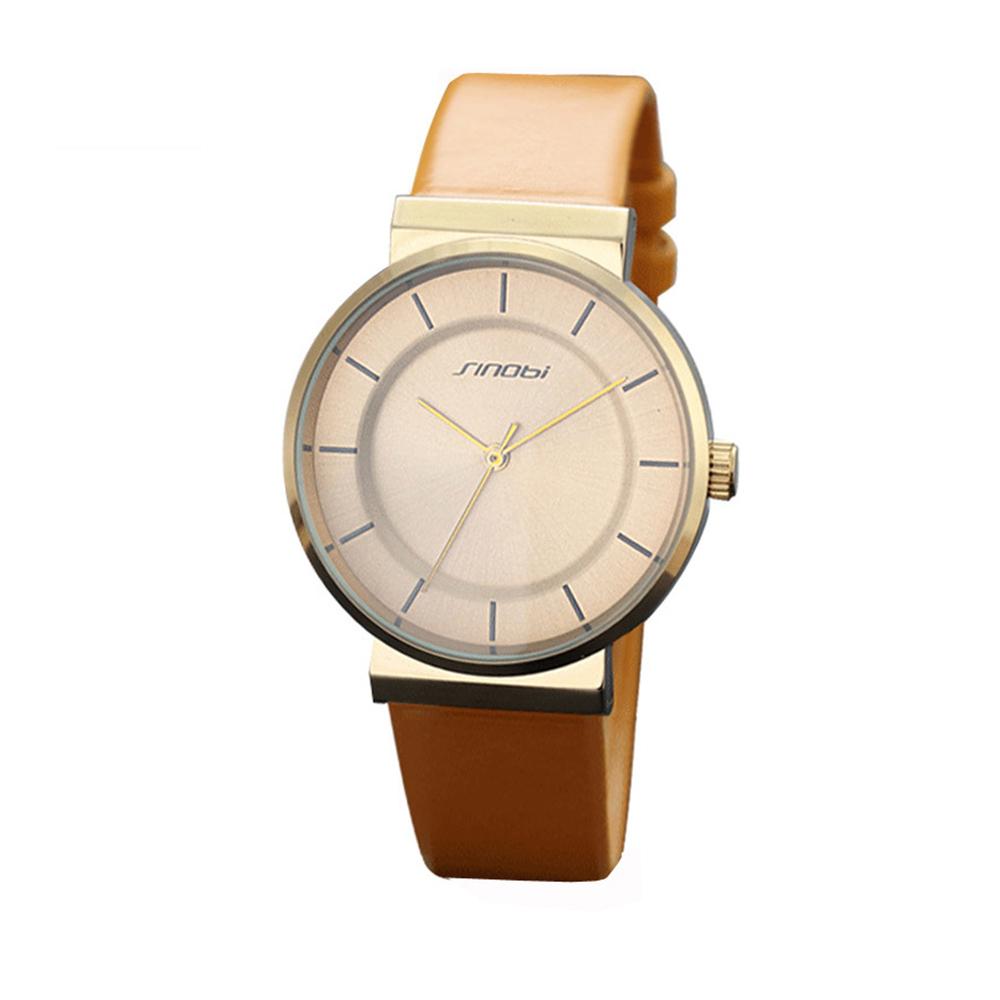 original sinobi ultra thin leather watches