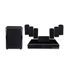 SaoMao HM1 7.1 channel home theater system DTS Dolby D/A converter 8 channel bluetooth DAC amplifier Coaxial horn