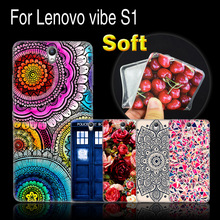Buy Lenovo Vibe S1 Case, Cover, Soft Silicone Phone Back Case Cover Lenovo S1, Protective Cases Lenovo S1 S 1 Case Cover for $1.20 in AliExpress store