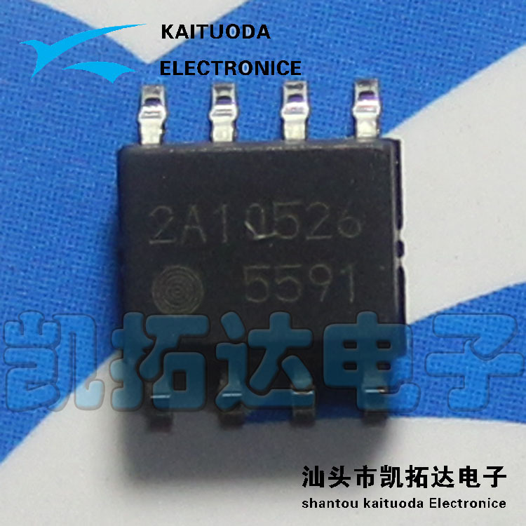Free Shipping [Electronic] Kaituo new LCD power chip FA5591 Power Factor Correction Controller(China (Mainland))