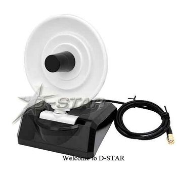 Free Shipping 2.4GHz 8dBi High Gain Dish Directional Antenna for WiFi/Wireless Network