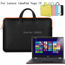For Lenovo Yoga 3 Pro/Yoga 3 14/Yoga 2 Pro/13 13.3'' Shockproof Waterproof /Notebook Sleeve Carry Case Briefcase Messenger Bag(China (Mainland))