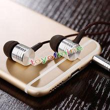 For Xiaomi Generation Piston Beryllium Earphone Headset Headphone Aluminium(China (Mainland))