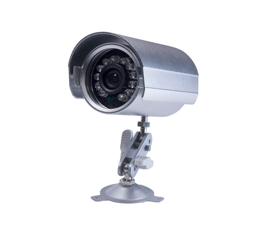 Deecam Cmos 600tvl Ir Bullet Home Security Camera System Night Vision Outdoor Waterproof Ir Cut