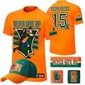Wrestling John Cotton Cena t shirts set 3 in 1 set 100 Cotton t shirt set