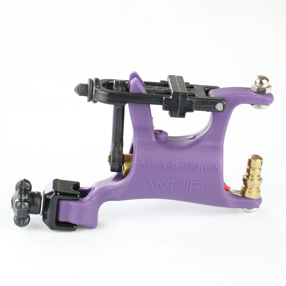 Cheap Butterfly Rotary Tattoo Machine Purple Tatoo Gun For Liner Shader China Machine With Tattoo Machine Part Free Shipping(China (Mainland))