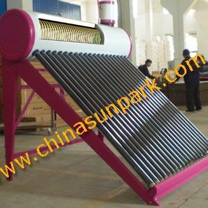 250L sun collector & solar heater system(China (Mainland))