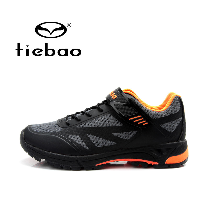 TIEBAO MTB Mountain Road Bike Shoes Breathable Bicycle Cycling Casual Athletic Men women Rubber Sole Self-Locking - Top-touch Technology Co.,Ltd store