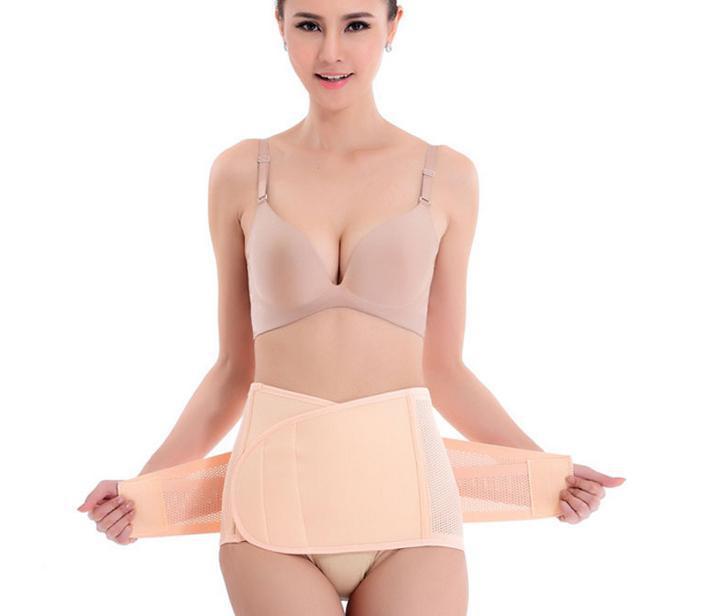 Magic shaping corset postpartum belt cinch maternity Pregnancy Girdle Tummy Slim Slimming chastity Belt Belly Band 801 100pcs(China (Mainland))