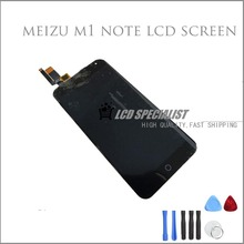 Meizu M1 NOTE LCD Display Screen Replacement With Touch Screen for Meizu M1 NOTE MTK6752 FHD 5.5″ 1920×1080 Smart Phone