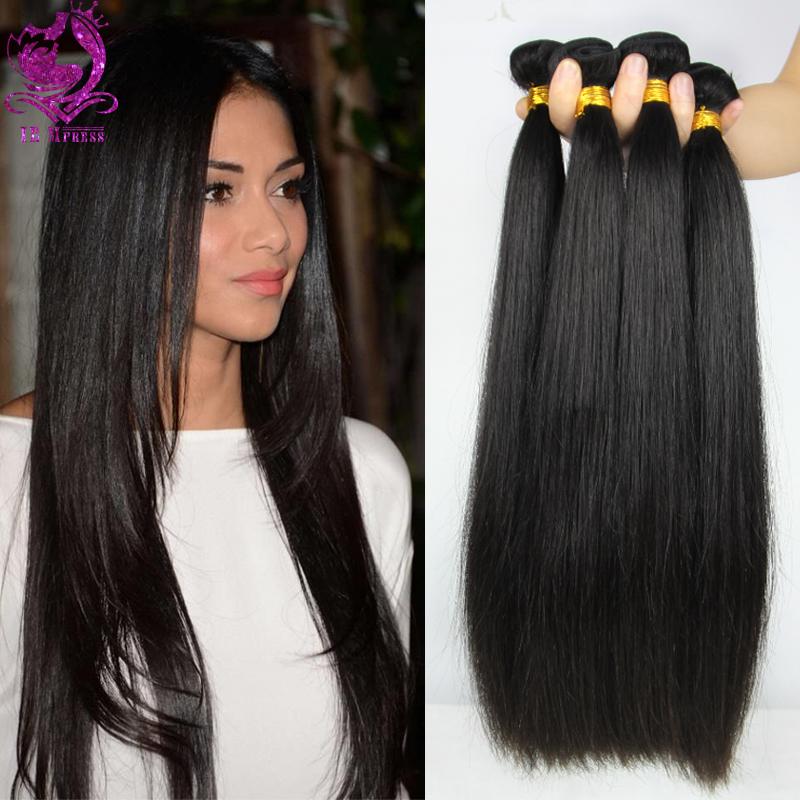 Гаджет  Russian Straight Virgin Hair Weaves Unprocessed Russian Human Hair Weave Russian Virgin Hair Bundles 4pcs/ lot None Волосы и аксессуары