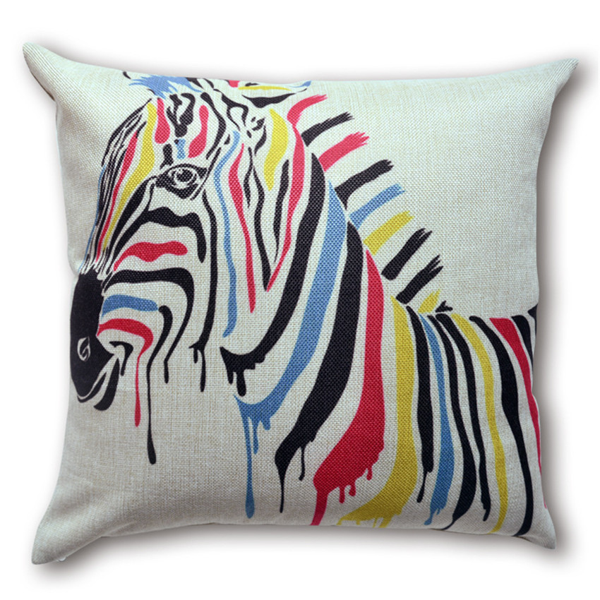 Buy hot sale cushion cover hand painted Sweethome best pillow