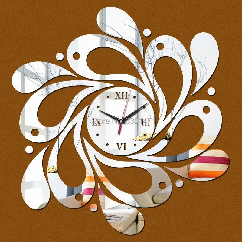 2016-vintage-wall-clock-quartz-clocks-modern-design-reloj-de-pared-horloge-acrylic-mirror-sticker-decorative (2)